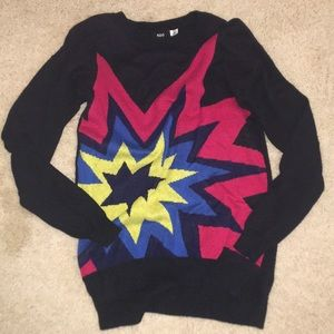 ka-pow! sweater